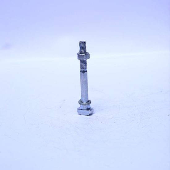 Hammer Bolt 8mm With Nut & Washer | Pearl Scaffold & Fromwork
